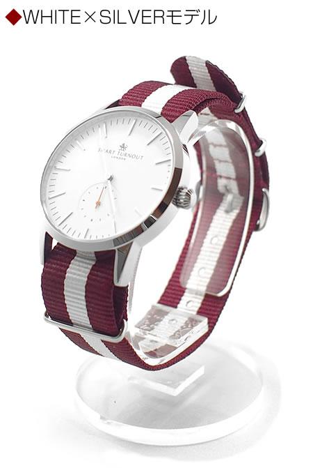 SMART TURNOUTコラボ腕時計【早稲田大学オリジナル腕時計】