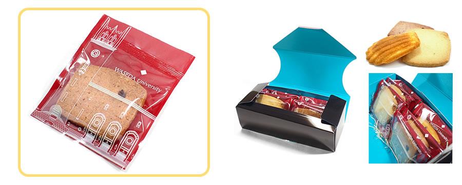 焼き菓子セット|早稲田大学オリジナルグッズ