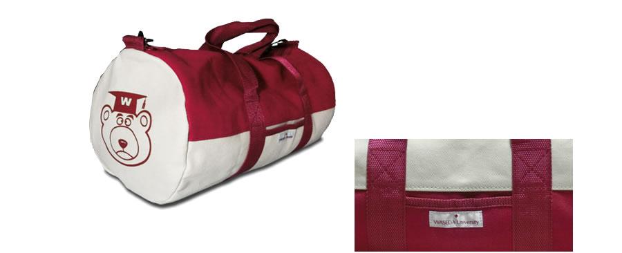 キャンパススポーツバッグ|早稲田大学オリジナルグッズキャンペーン