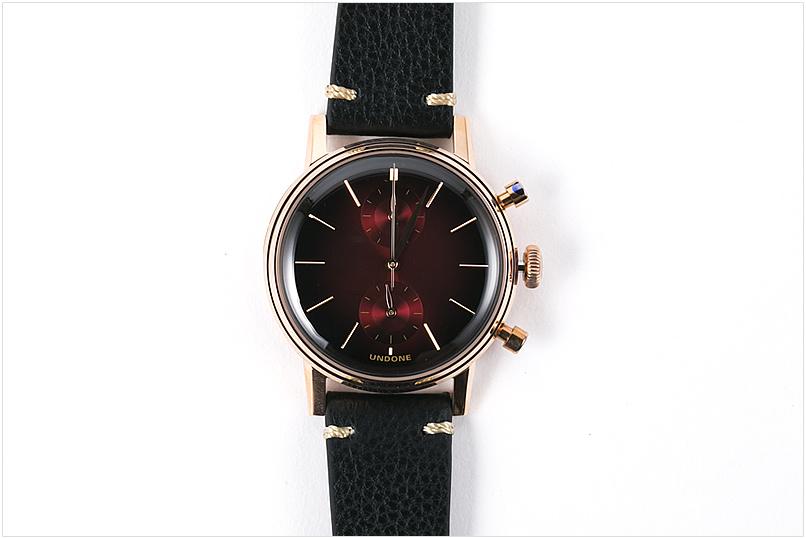 UNDONE腕時計|早稲田グッズ