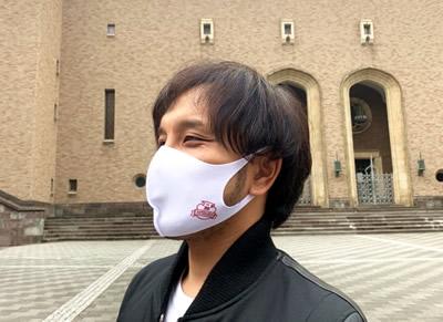 早稲田大学オリジナルキャンペーンマスク|早稲田グッズ